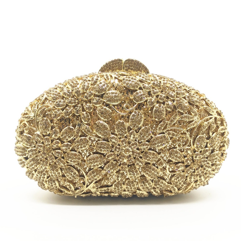 women gold/red/champagne/grey/black Crystal Evening Bags Wedding Banquet clutch Purse Handbag Ladies bride chain shoulder bag christmas girls sports suits fashion toddler girl clothing sets 2017 spring autumn lace coat outfit clothes size 4 6 12 14 year