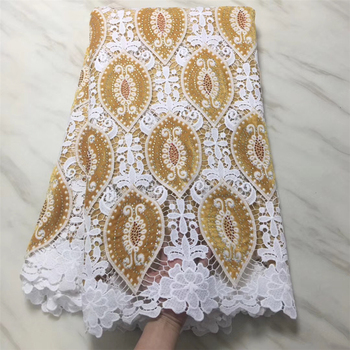 Tollola African Lace Fabric 2019 High Quality Cord Lace French Net Embroidery Velvet Lace Fabrics For Nigerian Party Dress