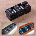 35750-SDA-H12 Car Electric Master Driver Power Window Switch Bezel Control for Honda Accord 2003 2004 2005 2006 2007 4 Doors
