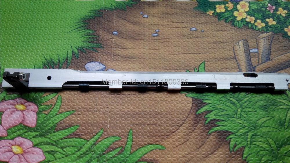 T-Platen Gripper Bar, Windmill Gripper Bars length=440 good quality