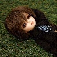 OUENEIFS Volks Piccolo Anne 1/6 bjd sd poupées modèle reborn filles garçons yeux Haute Qualité jouets boutique de maquillage résine