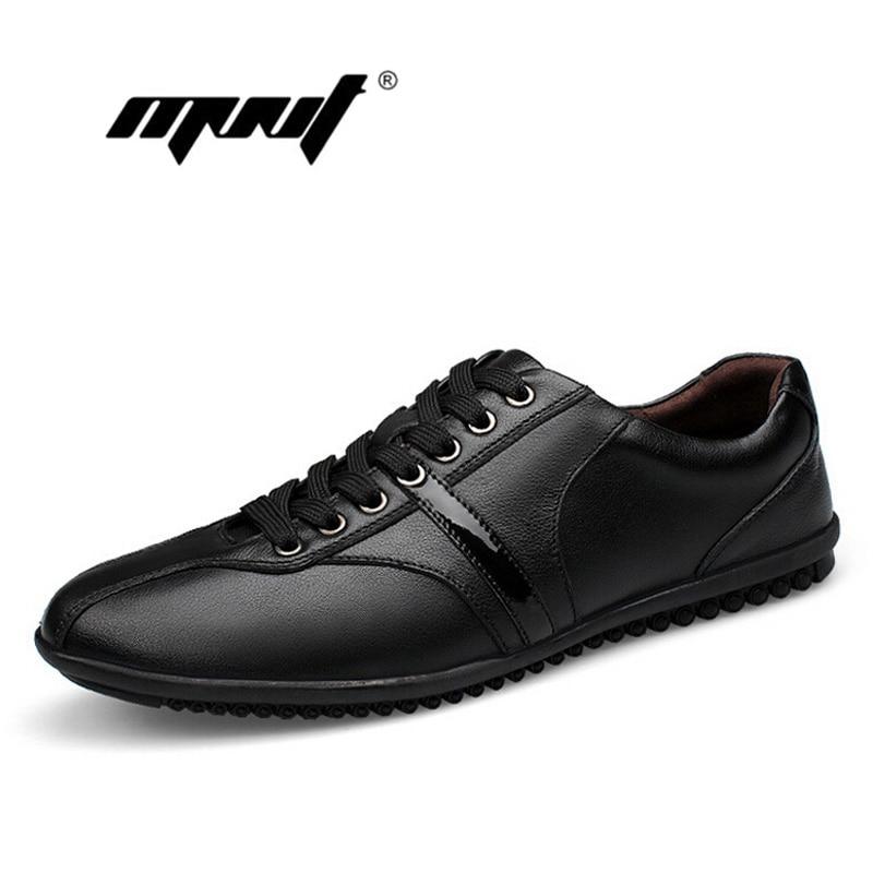 Full grain leather men casual shoes,handmade fashion comfortable breathable men shoes comfortable walking casual shoes