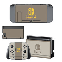 Limited Edition Nintendo Switch NS Console & Joy-Con Controller Skin Decals Accessories Dust-proof