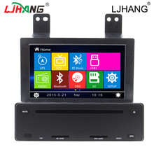 low price 2din Car DVD GPS Head unit for New Tenna fit for New Tenna autoaudio multimedia Bluetooth Radio Tuner RDS SWC IPOD FM
