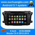 Ouchuangbo android 5.1 автомобильный dvd стерео для Mazda cx-9 2012 2013 с USB BT Aux quad core 3 Г wi-fi
