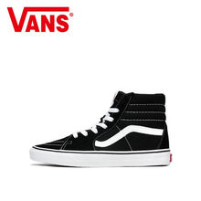 Original Vans Classic men's & women's Lover's Skateboarding Shoes old skool Sports Shoes SK8-Hi Weight lifting shoes size36-44(China)