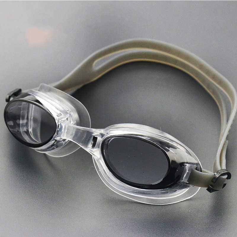 New Professional Child Anti Fog Swimming Glasses Eyewear UV Colored Lens Diving Swim Goggles XD88