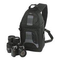 Lowepro SlingShot 200 AW Photo Camera Bag Shoulder Backpack & All Weather Cover