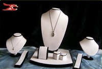 Free Shipping Wholesale Jewelry Display Props Stand For Necklace Neckform To Pendant Ring Holder
