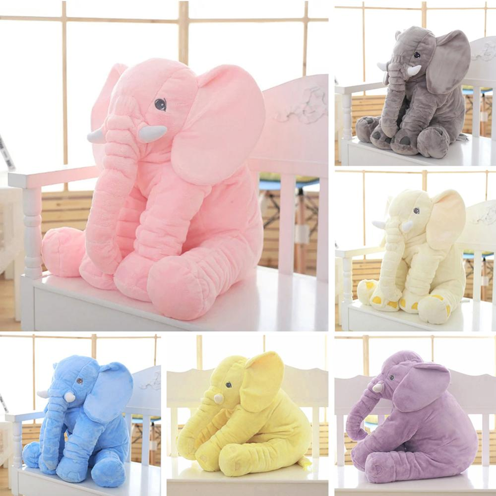 Cute Large Plush Animal Stuffed Pillow