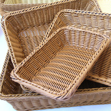 Handmade storage basket free-shipping home use