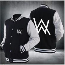 Dropshipping USA Alan Walker Faded Jacket Sweatshirts Coats fashion Men's Sweatshirts free shipping