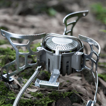 Free shipping Outdoor split type camping cooking stove, cooking gas,portable stove Bulin BL100-T4-A цена 2017