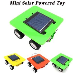 Solar Powered Toy Mini Solar