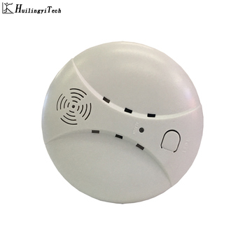 цена на Wireless Fire Protection Smoke Detector Portable Alarm Sensors For Home Security Alarm System