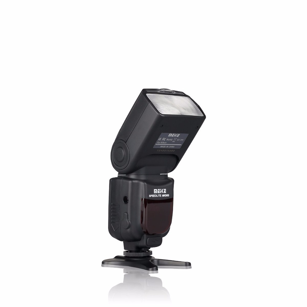 Meike MK950II-C TTL brzina bljeskalice za Canon EOS 5DII 6D 7D 50D - Kamera i foto - Foto 3