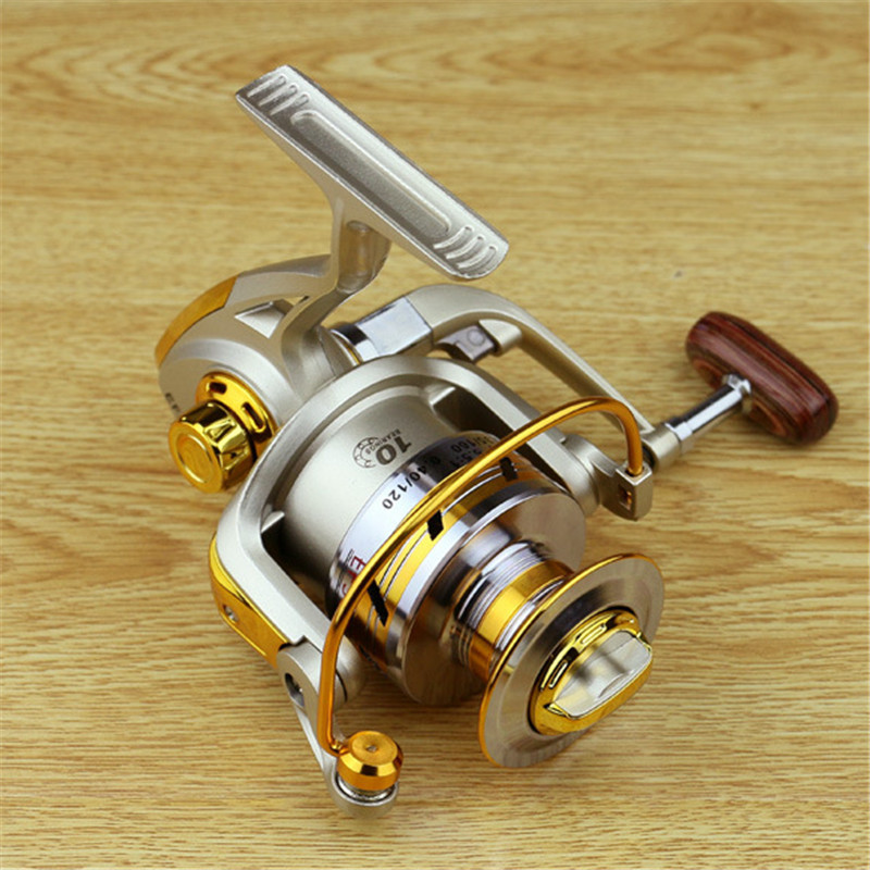 Exclusive quality All Metal spinning fishing reel line winder speed - Fishing - Photo 5