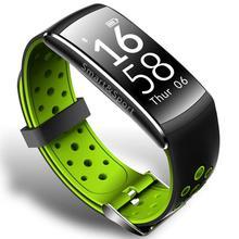 Smart Браслет android сердечного ритма Мониторы Одежда заплыва Водонепроницаемый SmartWatch IOS Беспроводные устройства smartband для Xiaomi iphone PK M2