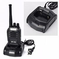 מכשיר הקשר Baofeng K5 מכשיר הקשר 5W UHF 400-470MHz תדר רדיו נייד Ham Radio סט Hf משדר Handy שני רדיו דרך (3)