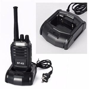 Image 3 - BaoFeng Walkie Talkie K5, 5 W, UHF, frecuencia de 400 470MHz, Radio portátil, transceptor Ham Radio Hf, Radio práctica bidireccional
