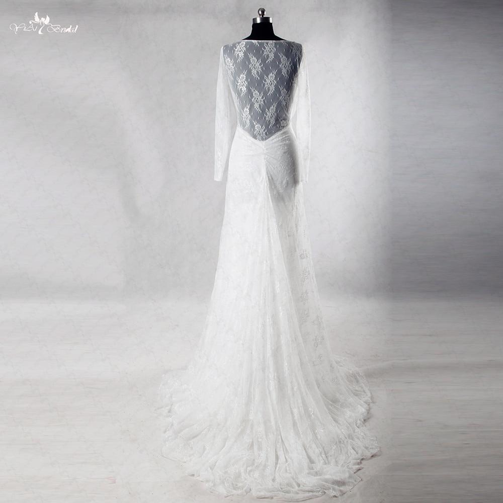 RSW1003 vestido branco online shop china (2)