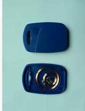 В Наличии! IC + ID UID Записи Композитный Ключевые Теги Брелок (125 КГЦ T5577 RFID + 13.56 МГЦ UID 1 К сменные NFC)