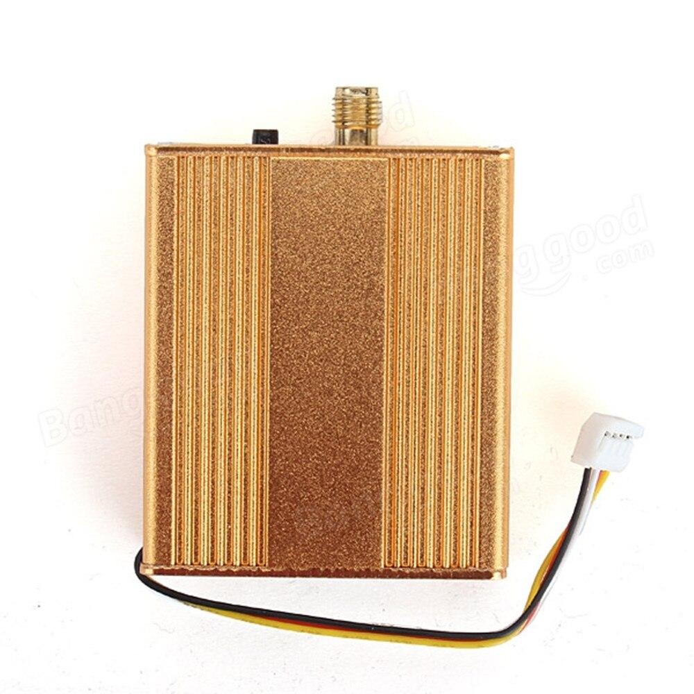FPV 1,2g 1,2 ghz 800 mw Digital wireless AV Video/Audio Diagramm ...