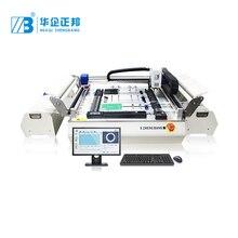自動 SMD マウンター LED 電球アセンブリピックアンドプレース機 PCB コンポーネント取付機