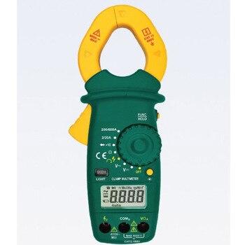Hot Sale Digital Clamp Meters Measuring AC/DC Current Voltage Resistance Multimeter Portable Testing Multimeter