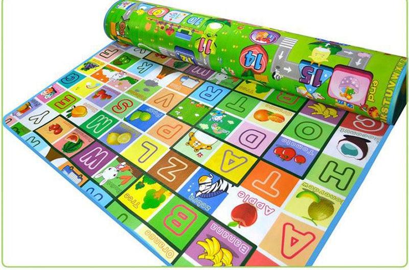 Niemowlę Dziecko Indeksowanie Pad EPE Dziecko Gym Aktywność - Aktywność i sprzęt dla dzieci - Zdjęcie 6