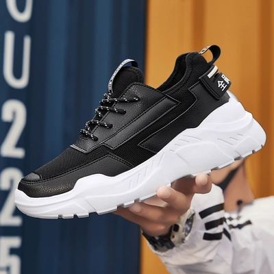 2 Hommes Montantes Chaussure Chaussures Harajuku Fashiona 4 1 Version De 2019 Décontractées Kong Printemps Coréenne Tendance 3 Hong 5 6 La T31lFKJc