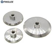 1pcs Aluminum Backer Angle Grinder Disc Joint Connector Diamond Polishing Pads