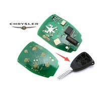 Smart Key Remote Board 315MHZ For Chrysler  Available For 2-6 Button With ID46 Electronic Chip