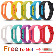 For Xiaomi Mi Band 2 Bracelet Strap Miband 2 Colorful Strap Wristband Replacement Smart Band Accessories For Mi Band 2 Silicone boorui colorful diamond miband 2 strap newest silicone mi 2 wrist strap correa mi band 2 smart bracelet wristband replacemet