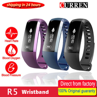 Original M2 Smart wrist Band R5 PRO Heart rate Blood Pressure Oxygen Oximeter Sport Bracelet Watch intelligent For iOS Android