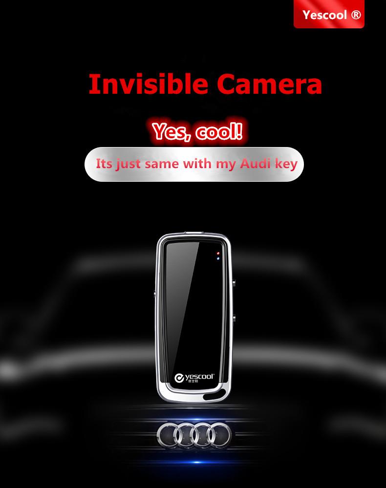 Yescool A30 mini cámara profesional HD 2