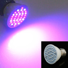 36 LEDs Grow Light Full Spectrum 20Red:16Blue E27 AC85~265V Indoor Plant Lamp Best For Flowering Plants Vegs Hydroponic System