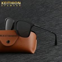 цены KEITHION Brand Designer Square Vintage Polarized Sunglasses Men Retro Sunglasses Female Fashion Mirrored Eyewear UV400