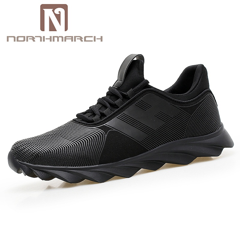 NORTHMARCH New Mens Shoes Casual Breathable Sneakers Men Lace-Up Trainers Krasovki Men Summer Shoes For Men Zapatillas Hombre