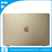 New Laptop LCD Display Touch Screen Replacement Assembly Module with Cover For Apple Macbook Retina 12″ A1534 LSN120DL01