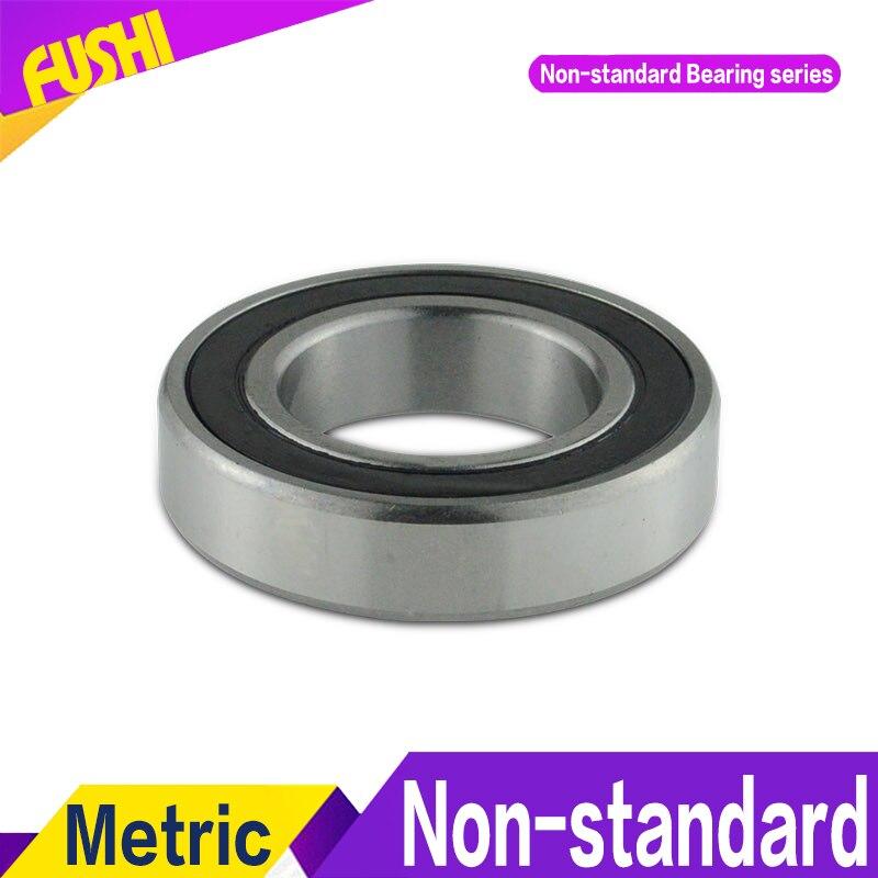 6003/18 2RS Non-standard 18359 Ball Bearings 18*35*9 mm ABEC-1 ( 2 Pcs ) Bearing high quality non standard special bearings 6203x2 6203a 6203 42 2rs 17 42 12 mm