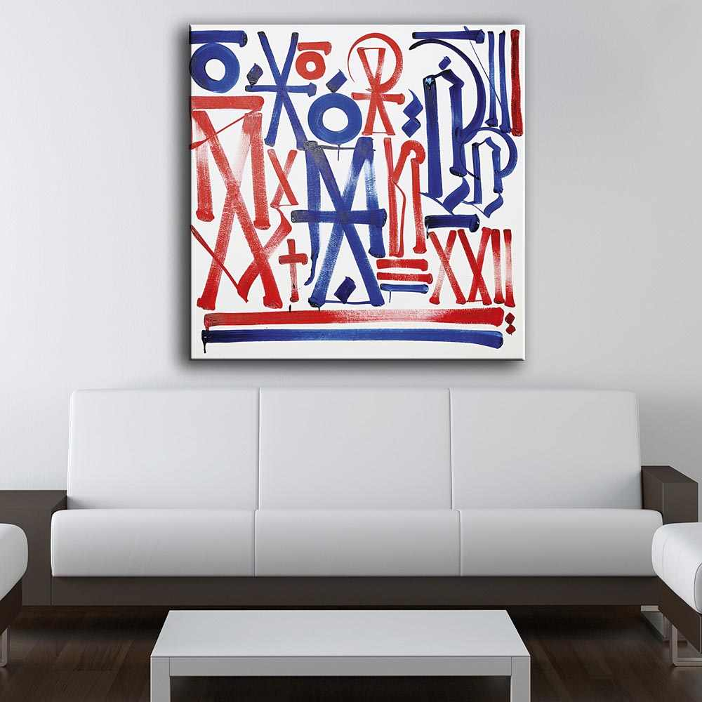 Large size Printing Oil Painting Wall painting RETNA EX VANDALS Wall Art Picture For Living Room painting no frame
