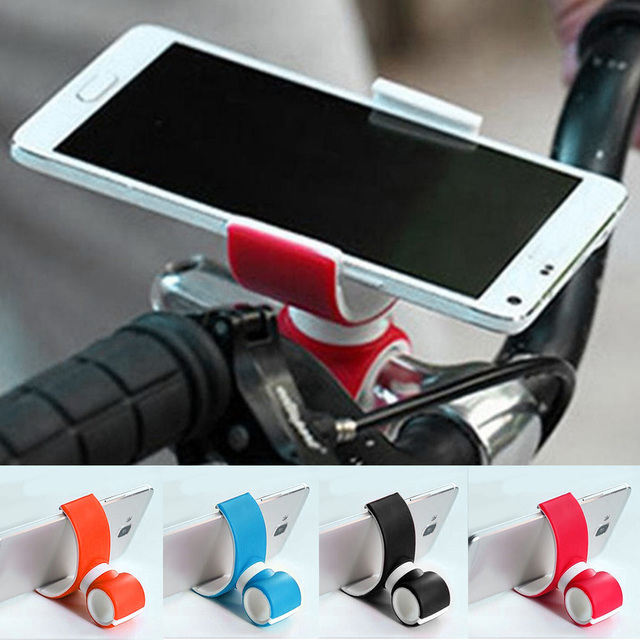 360 Degrees Universal Air Vent Mount Bicycle Car Cell Phone Holder Stands for iPhone 8 X 7 for Samsung Xiaomi