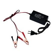 Автомобильное зарядное устройство В 12 В вольт автоматический автомобильный аккумулятор Float Trickle зарядное устройство для автомобиля лодки. Прямая зарядка переменного тока nov15