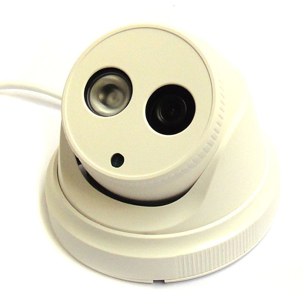 HD 1/3 CCTV 700TVL sony Effio Dome Security Camera Indoor IR Color 1 array Leds Night Vision Plastic