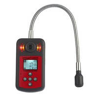 UYIGAO LCD Digital Combustible Gas Detector Automotive Gas Leak Location Determine Tester Gas Analyzer With Sound
