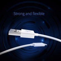 NILLKIN USB Micro Cable Fast Charging USB Data Charger Cable Mobile Phone Cable for Samsung Xiaomi/Redmi/LG/Huawei Android Phone