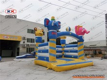 Inflatable Jumping Castle bouncer animals club bouncy house for rent