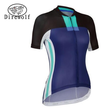 DW Women Cycling Clothing Bike Sport Jerseys Woman Cycling