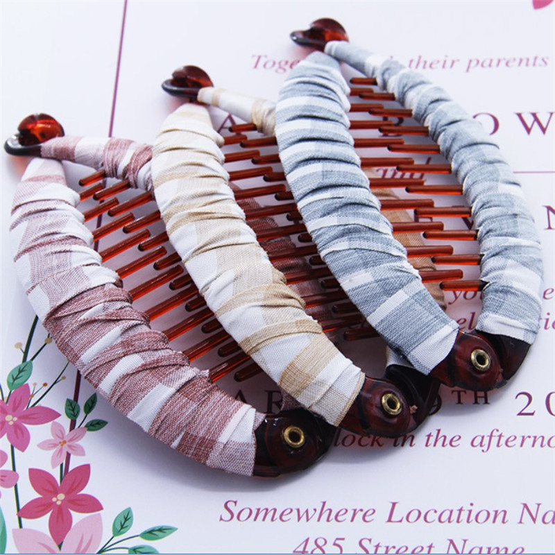 new Fish Shape beauty forever hair Claw Clips Hair Jewelry Banana Barrettes Hairpins Hair Accessories For Women Clips MH-010B
